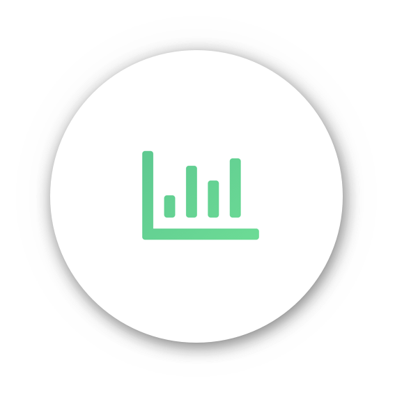 Ananlytics and Reporting Icon
