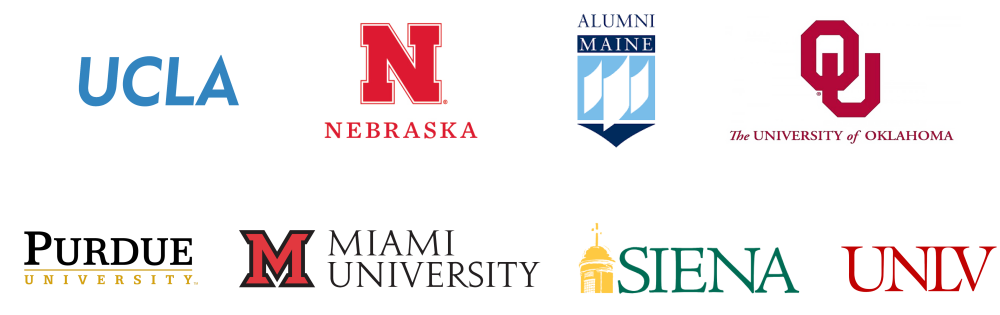 Higher Education Logos